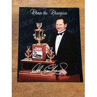 1995 Maxx Chase the Champion #1 Dale Earnhardt Jumbo 8x10 Card