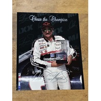 1995 Maxx Chase the Champion #2 Dale Earnhardt Jumbo 8x10 Card