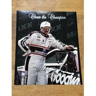 1995 Maxx Chase the Champion #3 Dale Earnhardt Jumbo 8x10 Card