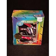 1995 Maxx Premier Plus Factory Sealed Hobby Box NASCAR