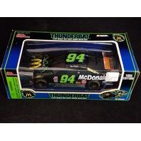 1995 Racing Champions 1:24 #94 Bill Elliott/McDonalds Thunderbat BANK Batman NIB