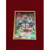 1995 Topps Finest Landmark Series Bronze Football Cards Smith Aikman Rice Young