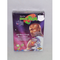 1996 Upper Deck Space Jam Boxed Set Factory Sealed 20 Oversized Cards