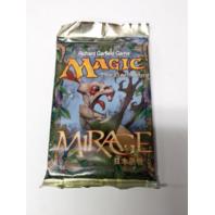 1996 Magic the Gathering MTG Mirage Booster Pack Japanese Language Sealed