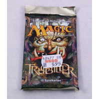 1996 Magic the Gathering MTG Mirage Booster Pack German Language Trugbilder