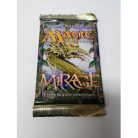 1996 Magic the Gathering MTG Mirage Booster Pack Italian Language Sealed