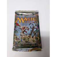 1996 Magic the Gathering MTG Mirage Booster Pack Spanish Sealed Espejismo