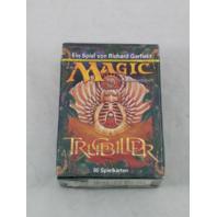 1996 Magic the Gathering MTG Mirage Starter Deck German Language Trugbilder