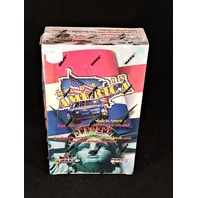 1996 Maxx Made In America Factory Sealed Hobby Box NASCAR