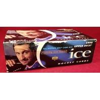 1997/98 Upper Deck Ice Hockey Hobby 24 Pack Box