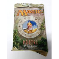 1997 Magic the Gathering MTG Portal Booster Pack German Sealed