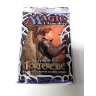 1997 Magic the Gathering MTG Stronghold Booster Pack French Forteresse Sealed