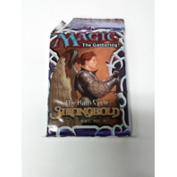 1997 Magic the Gathering MTG Stronghold Booster Pack Korean Sealed