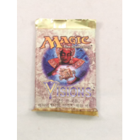 1997 Magic the Gathering MTG Mirage Visions Booster Pack Japanese Sealed