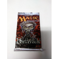 1997 Magic the Gathering MTG Mirage Weatherlight Booster Pack German Sealed