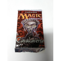 1997 Magic the Gathering MTG Mirage Weatherlight Booster Pack Italian Sealed