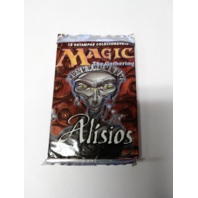 1997 Magic the Gathering MTG Mirage Weatherlight Pack Portuguese Alisios