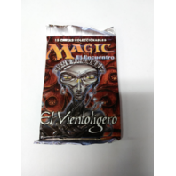 1997 Magic the Gathering MTG Mirage Weatherlight Pack Spanish El Vientoligero