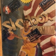 1998/1999 Skybox Premium Series 2 Basketball 9 Pack Box(Sealed)