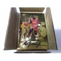 Michael Jordan 1998 Upper Deck Gold Gatorade Complete 12 Card Set (Mint)