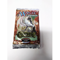 1998 Magic the Gathering MTG Exodus Expert Booster Pack French Exode Sealed