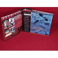 1998 Upper Deck SPX Finite Series One Advertising Fold Out Ken Griffey Jr /5500