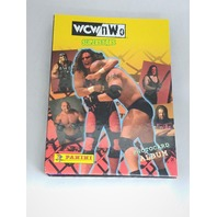 "1998 PANINI WCW/NWO PHOTOCARDS Set Of 83 Cards 4"" x 6"" In Album Wrestling"