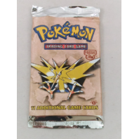 1 Pokemon TCG 1st Edition Fossil Trading Card Game Sealed Booster Pack