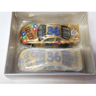 1999 Racing Champions 2-Car Set 1:64 #36 Ernie Irvan/M&M's w/ 24K Gold Car /2499