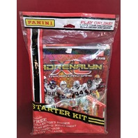 2010 Panini Adrenalyn XL Starter Kit NFL Football Factory Sealed + 3 Packs NOS