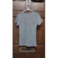5th & Ocean New York Yankees Gray Aaron Judge Novelty T-Shirt Women's Size S