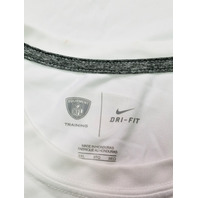 Nike Dri Fit NFL Training Equipment Cincinnati Bengals White T-Shirt Size 3XL