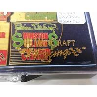 1988 Wincraft Racing Bill Elliott Fan Club Collector Pin Set 695/2500 NASCAR