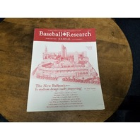 1992 SABR Baseball Research Journal #21 The New Ballparks, Best Singles Hitters