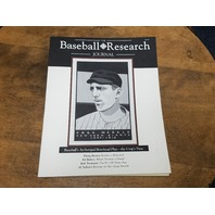 1993 SABR Baseball Research Journal #22 The Bonehead Play Koufax vs Marichal