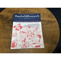 1994 SABR Baseball Research Journal #23 The Evolution Of The Baseball Diamond