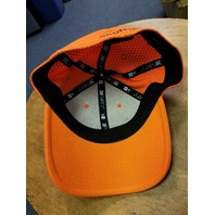 New Era 39Thirty Orange Denver Broncos Fitted Ball Cap Hat Size M/L