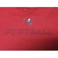 Nike Equipment NFL Training Tampa Bay Buccaneers T-Shirt Sz XXL 2XL Football
