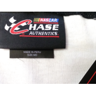 Chase Authentics NASCAR Dale Earnhardt Sr #3 Black White Hooded T-Shirt Sz M