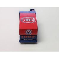 1997 White Rose Collectibles Fredericton Canadiens Zamboni & Canadiens Mini Mug