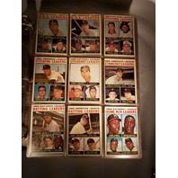 1964 Topps Baseball Complete Set VG or Better See Description
