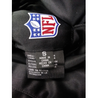 G-III Indianapolis Colts Reversible Full Zip Hooded Jacket Black Blue Size S