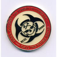 """Damage Controlman 2"""" Challenge Coin Call The Flying Squad Dial 2020"""