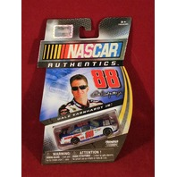 2012 NASCAR Authentics 1:64 #88 Dale Earnhardt Jr National Guard Diecast Car
