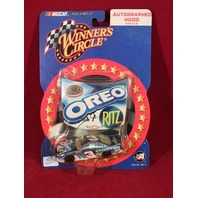 2002 Winner's Circle Autographed Hood Series Dale Earnhardt Jr #3 Oreo NOC