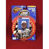 2000 Winner's Circle Dale Earnhardt Sr #3 1:64 Car Sneak Preview Series NOC