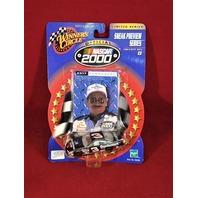 2000 Winner's Circle Dale Earnhardt Sr #3 1:64 Car Sneak Preview Series NOC