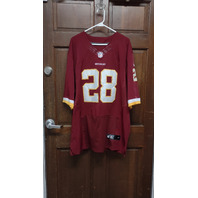 Nike On Field Washington Redskins #28 Darrell Green Jersey Men's Size 56
