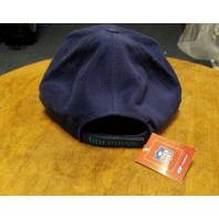 Vintage Reebok Miami Dolphins Navy Blue Snapback Hat Cap NWT NOS