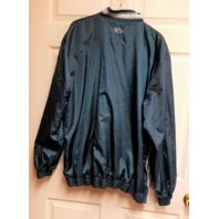 G-III Philadelphia Eagles Reversible Pullover Jacket Gray/Green Size XL NFL